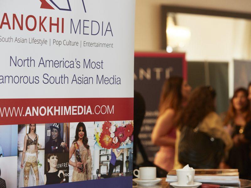 ANOKHI MEDIA Booth