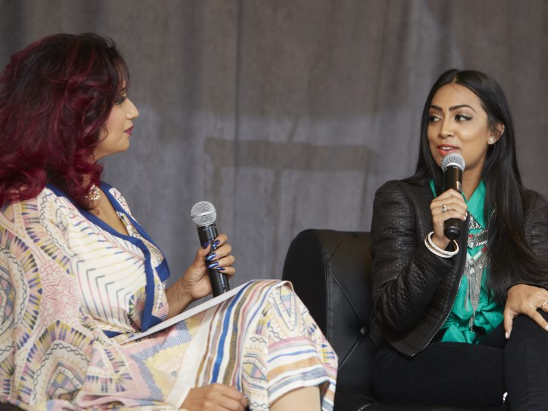 """""""Beauty The Entertainment Business"""" Fireside Chat With Melinda Shankar Sponsored By Rowenta"""