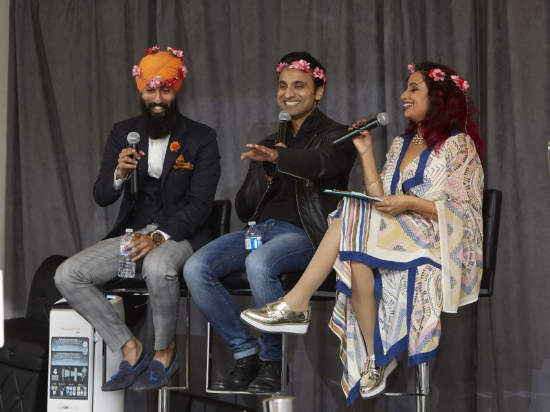 Beauty The Male Perspective Panel Discussion With Huse Madhavji & Harjas Singh Sponsored By Open Chest With Raj Girn