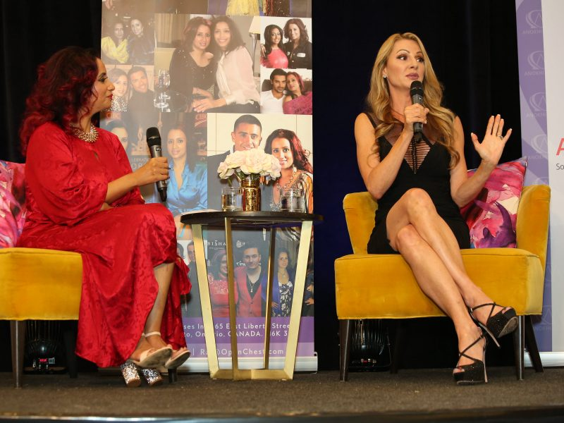 """Building An Iconic Brand"" Celebrity Fireside Chat With ""The Real Housewives Of Toronto"" Joan Kelley Walker"