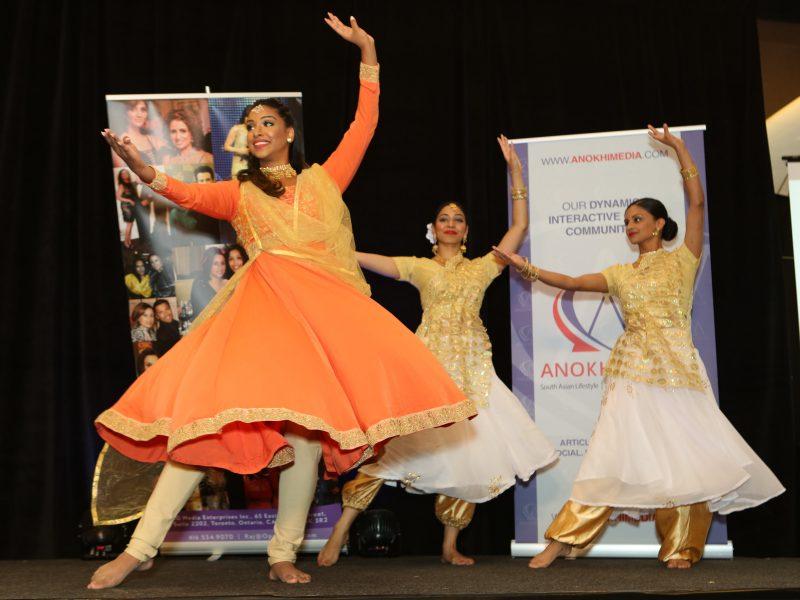 Dance Performance By Tarana Dance Network's Reshmi Chetram