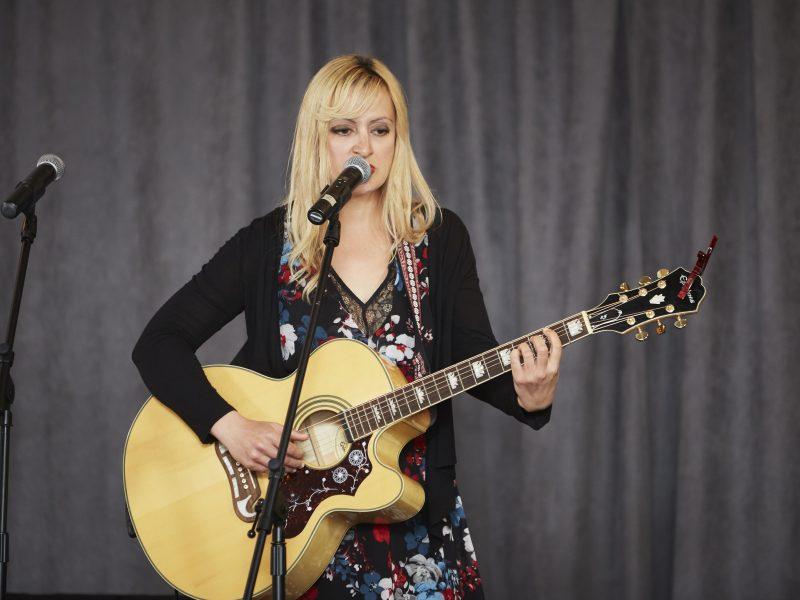 Performance By Singer Songwriter Angela Saini