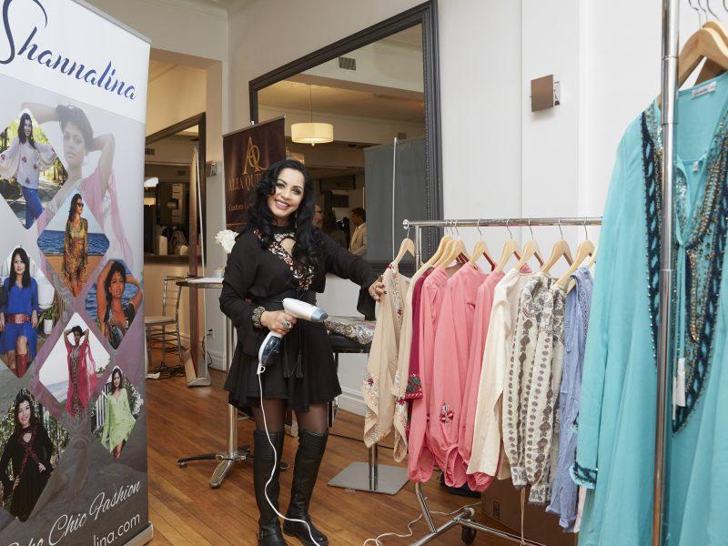 Shannalina Booth By Fashion Designer Alia Qureshi