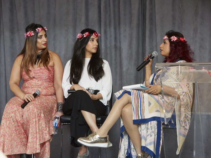 The State Of Beauty Panel Discussion With Kavita Suri Bahar Niramwalla Sponsored By ANOKHI MEDIA