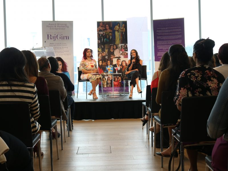 Celebrity Fireside Chat With Sheetal Sheth