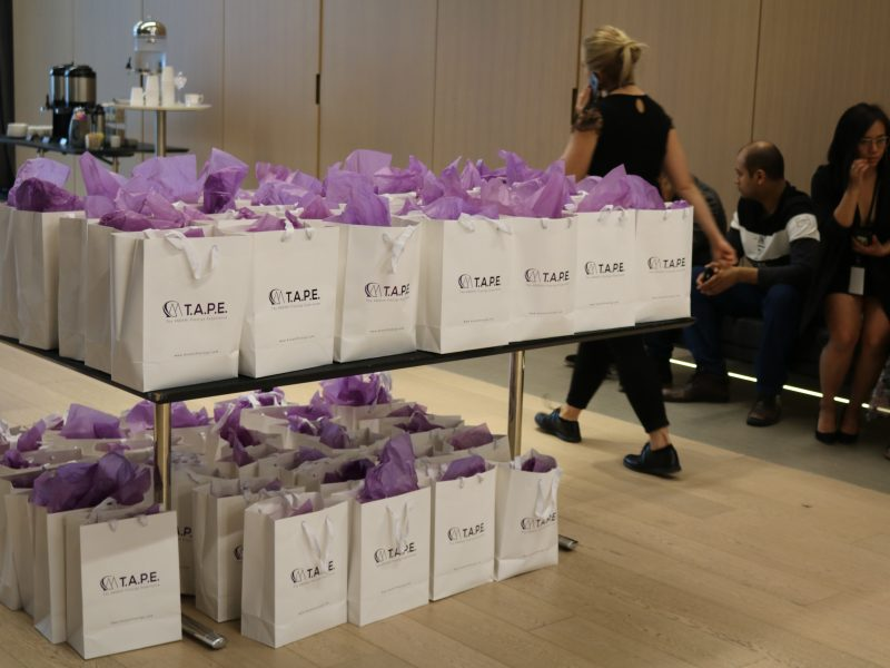 Gift Bags For All Attendees