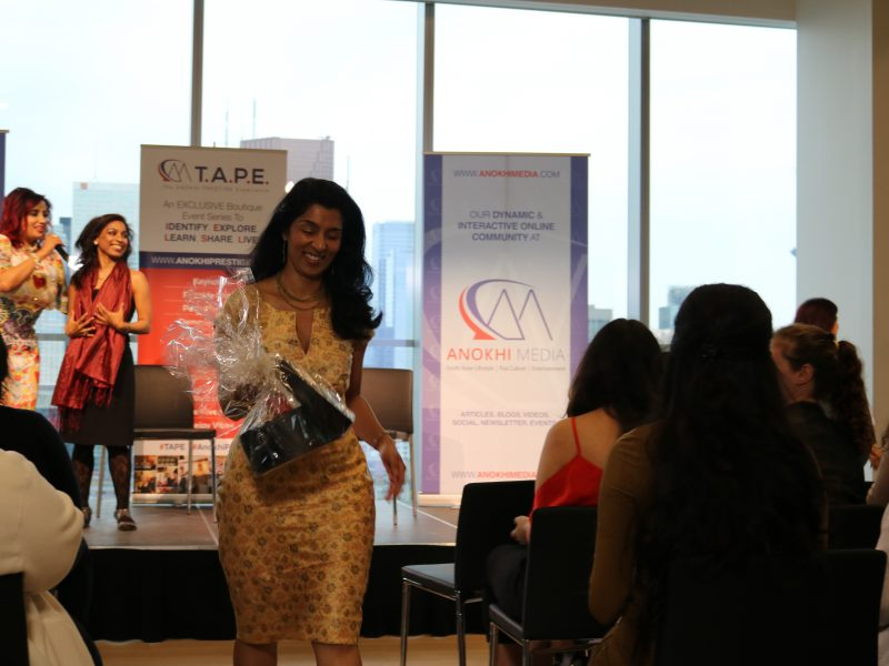 Loreal Paris Raffle Prize Given By Dr. Samita Nandy