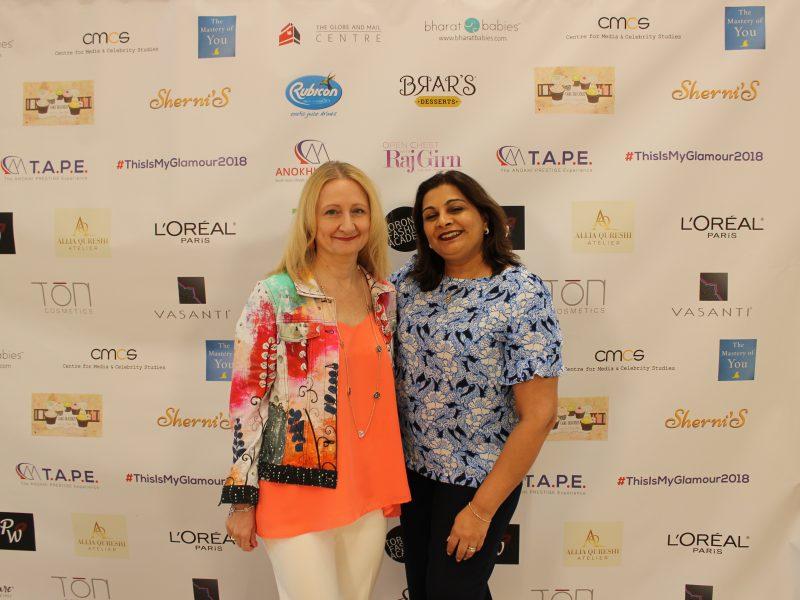 Ms. Rosa Farronato With Guest