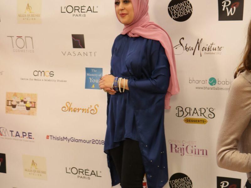 Owner Of Pretty Woman Cosmetics, Ms. Fatima Zaidi