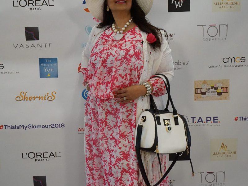 Owner Of SAMA Models, Ms. Mala Singh