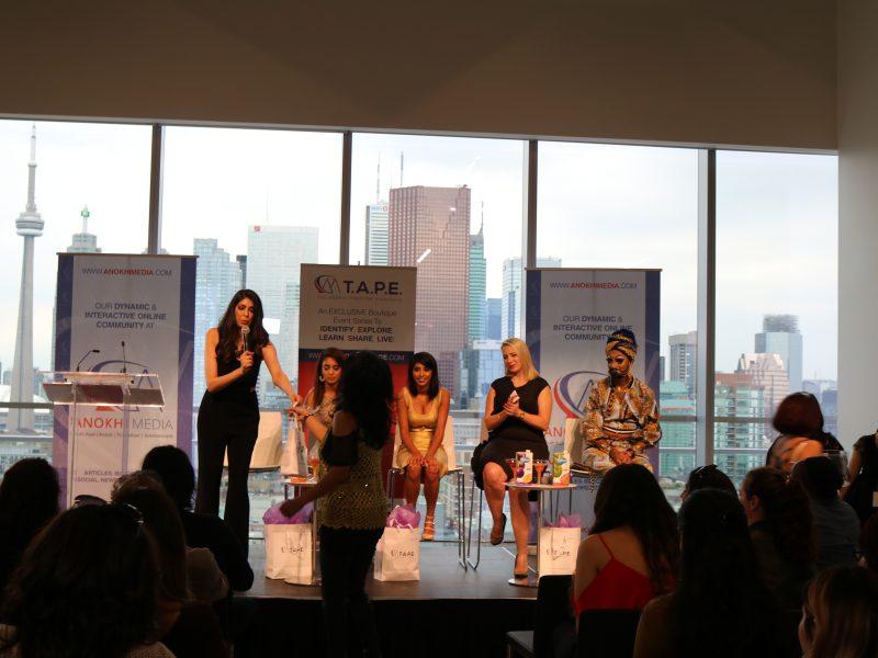 Pretty Woman Cosmetics Raffle Winner Presented By CP24's Pooja Handa