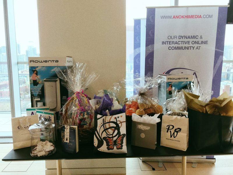 14 Sponsored Raffle Prizes