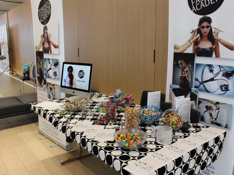 Toronto Fashion Academy Lounge